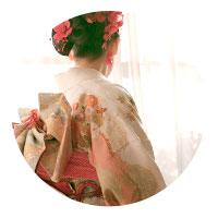 結婚式・振袖・袴の着付けのご注意事項