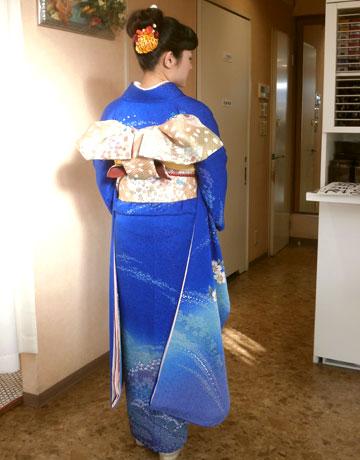 名古屋市中川区の成人式の着付けができる美容院02